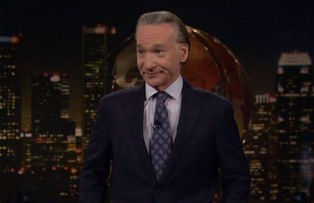 Maher Jokes the Only Thing Trump and FDR Have in Common Is 'Difficulty Walking' (Video)