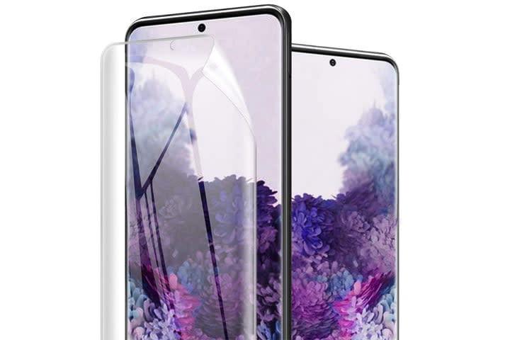 Sintia Screen Protector for Samsung Galaxy S20 Plus