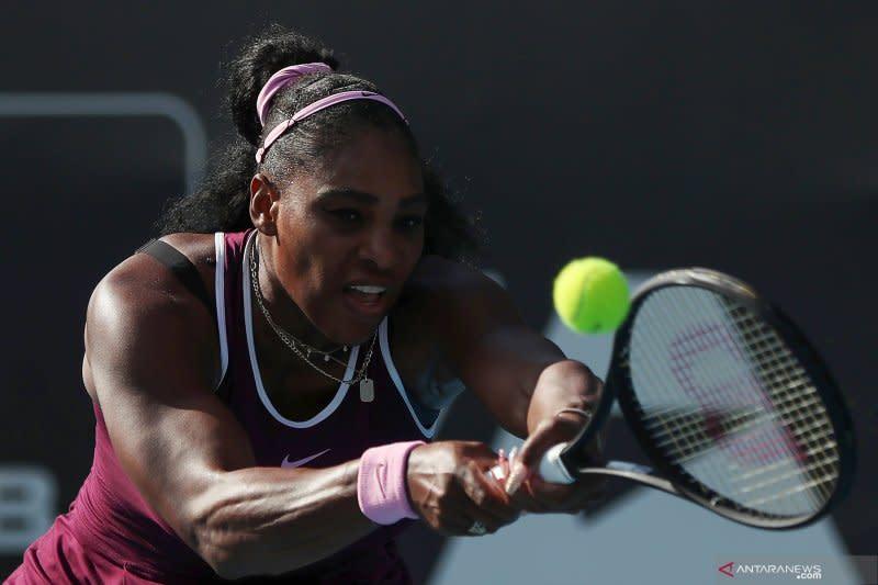 Serena : kilau US Open tak berkurang meski banyak petenis top mundur