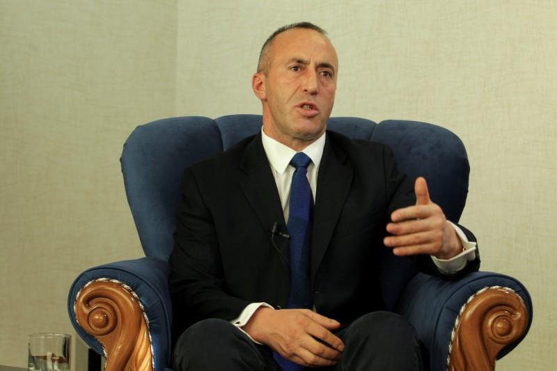 Albanian PM sues Kosovo's Haradinaj for defamation over land-swap claims