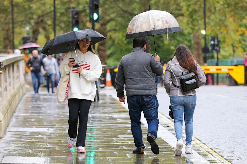 Weather warning as heavy rain expected to hit West Norfolk