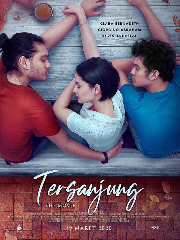 Poster film Tersanjung The Movie. (Foto: Dok. Instagram @mvppictures_id)