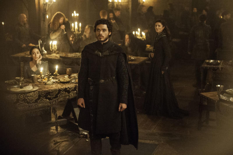 The 'Game of Thrones' Red Wedding Gets a (Fake) New York Times Wedding Announcement