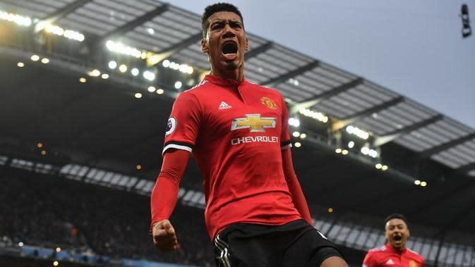 Liga Italia: Pesan Haru Chris Smalling untuk Manchester United Setelah Resmi Jadi Pemain AS Roma