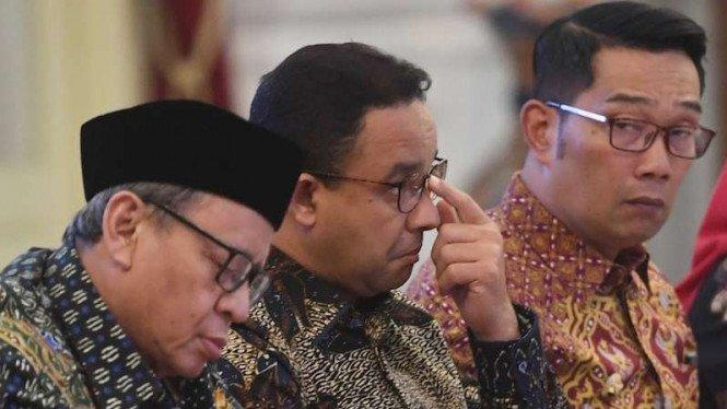 Ridwan Kamil Jengah Polemik Kebijakan soal COVID-19: Sangat Bising