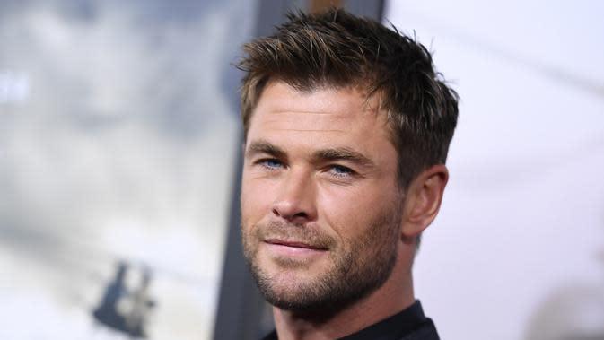 Chris Hemsworth (AFP Photo/Angela Weiss)