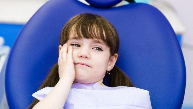 Penyebab Sakit Gigi pada Anak