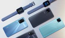 四款潮玩新品登台!平價 realme narzo 30A 與 5G 新秀 realme 8 5G、90 種運動模式 realme Watch 2 系列平價開賣