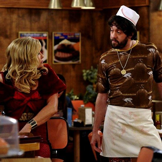 Video: 2 Broke Girls Star Jonathan Kite Stops By With Vince Vaughn - Kind Of