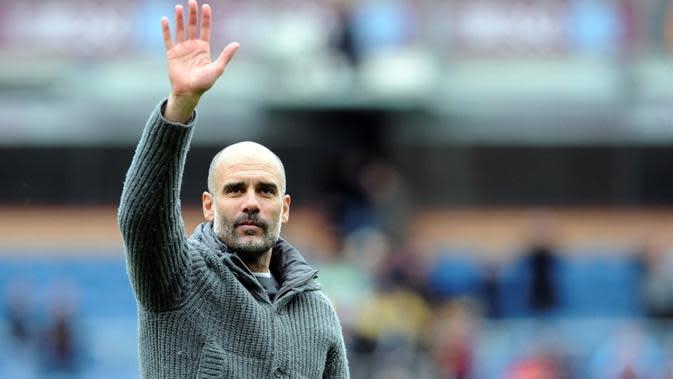 Pep Guardiola Jaga Optimisme Manchester City