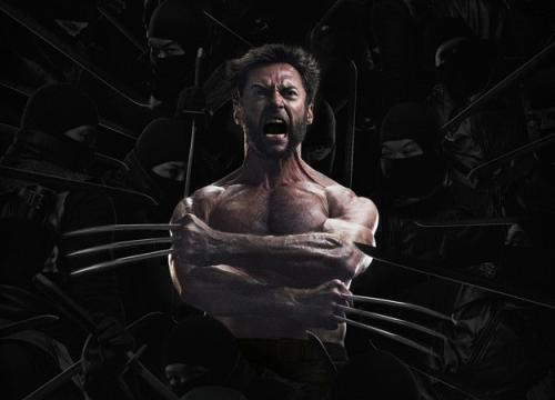 New Posters For 'The Wolverine' Show A Jacked Jackman − But Little Artistic Spark
