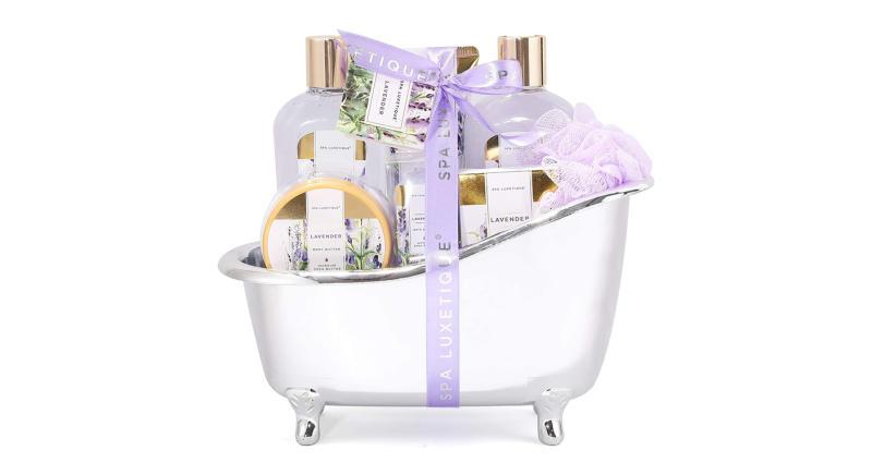 Spa Luxetique Spa Bath Gift Set