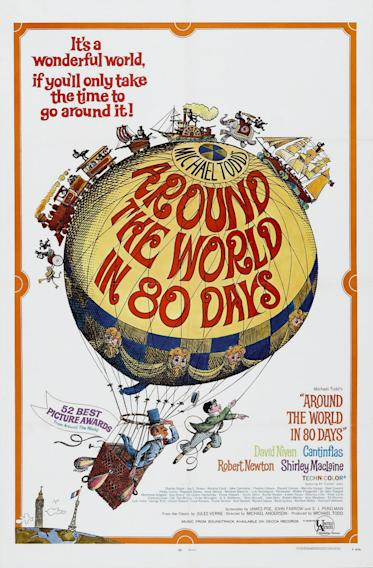 """Around the World in 80 Days"" (1956)"