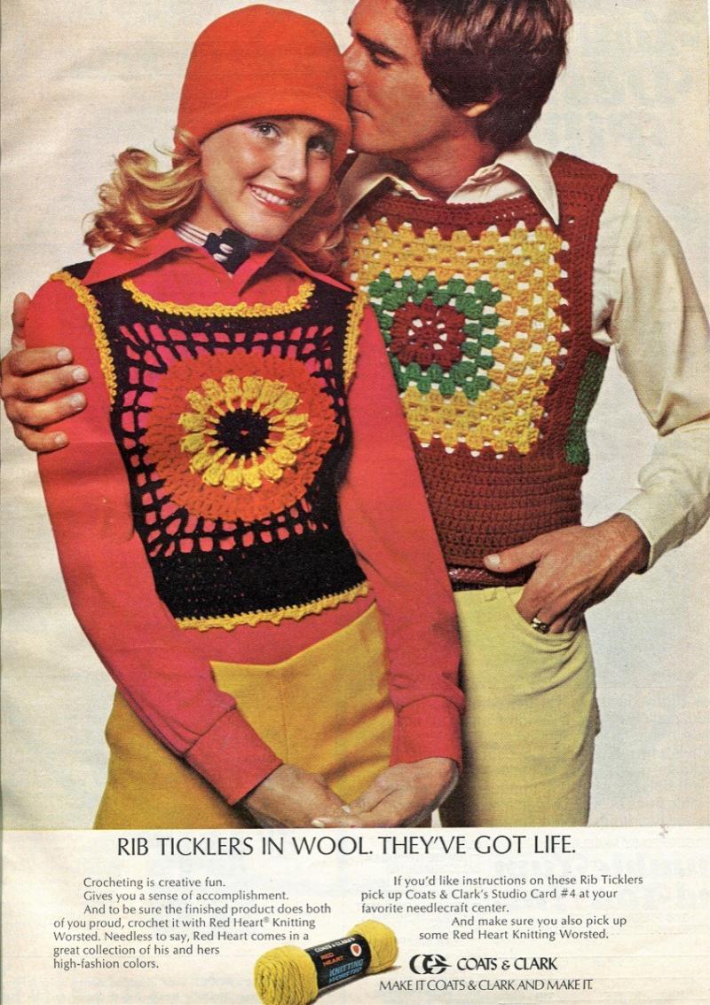 vintage sweaters