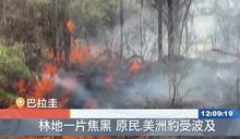 緊急狀態!巴拉圭野火狂燒24小時