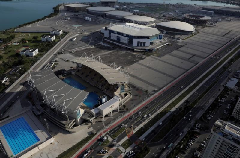 Judge orders Rio Olympic park closed over security concerns