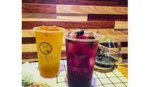 手工莓果果醬茶!御茶道熱賣「藍莓翠茶」