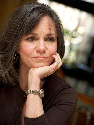 Sally Field to Steven Spielberg: 'I won't let you walk away from me'