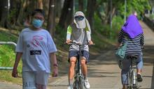 11區空氣污染水平達高至甚高