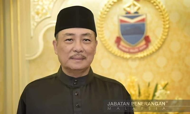 Sabah CM's Covid-19 infection sparks scare in state palace