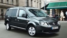 2009 Volkswagen Caddy Maxi