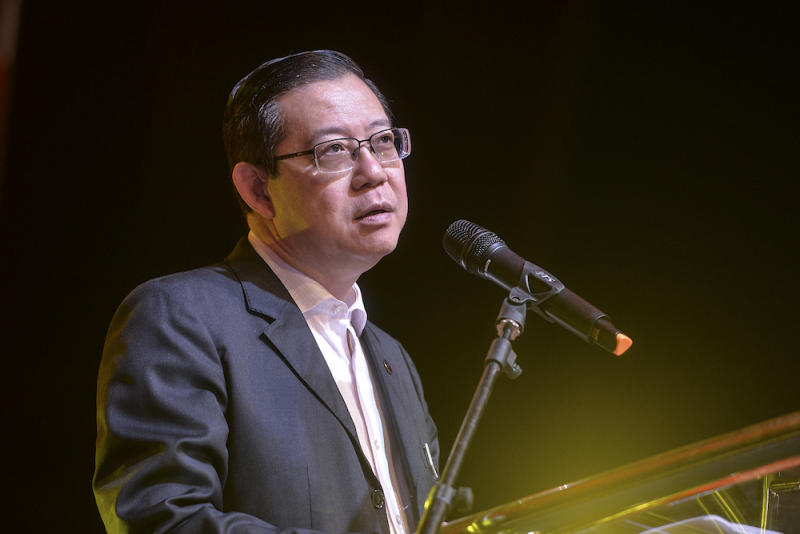 Former finance minister Lim Guan Eng has reportedly denied that he has ever interfered in matters outside of his jurisdiction during his tenure as finance minister. — Picture by Shafwan Zaidon