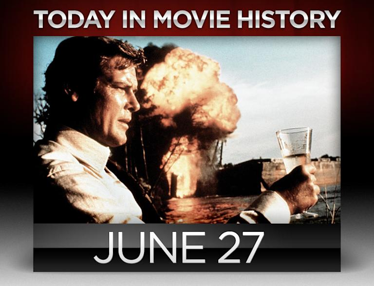 Today in movie history, June 27