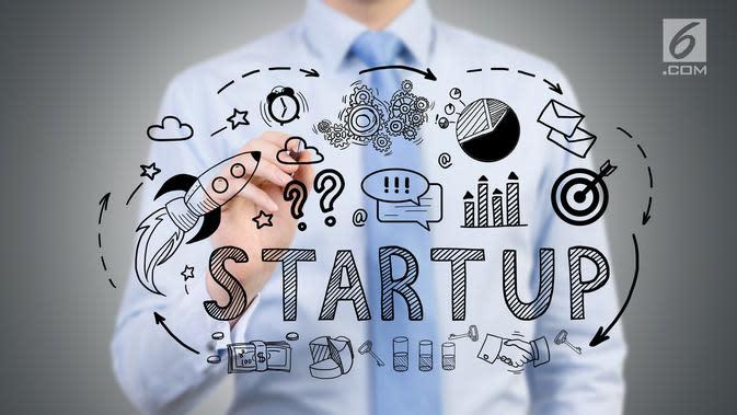 Ilustrasi Startup (iStockPhoto)