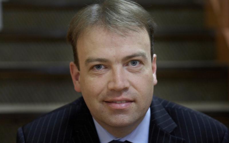 Rail ministerChris Heaton-Harris praised the efforts of train staff intervening to prevent suicides - Drew Gardner