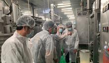 中市府黃豆製造業衛生輔導 15家業者參與
