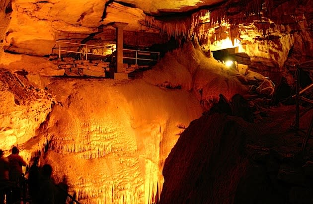 Sept. 9, 1972: Mammoth Cave system found to be world's longest