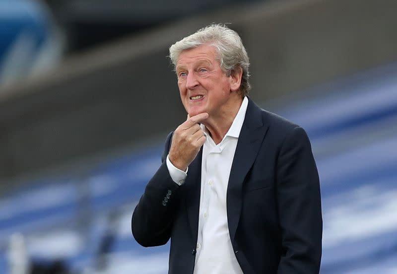 Crystal Palace start season with injury crisis