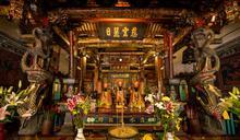 艋舺清水巖祖師廟 獨樹一格的人文印記