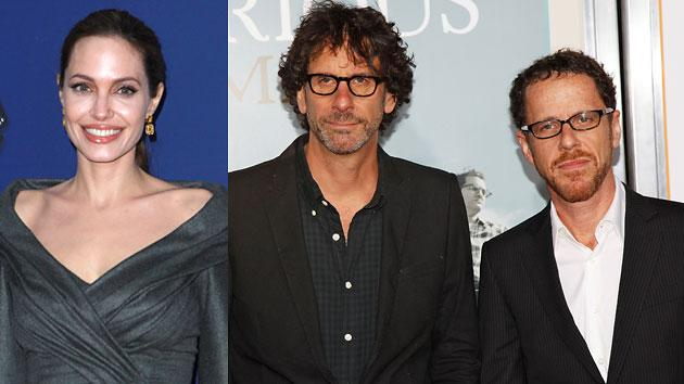 Angelina Jolie to direct, the Coen Brothers to write 'Unbroken'