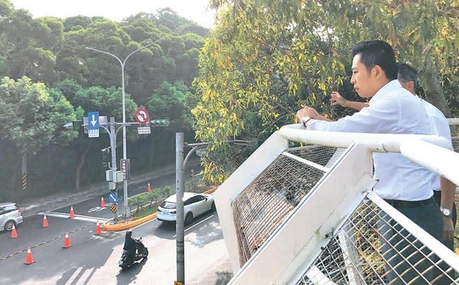 新竹市的國稅回返率不到10%遭行政院顧問鄭宏輝炮轟,市長林智堅透過市府回應表示,未來會繼續與中央通力合作,爭取更多經費建設新竹市。(陳育賢攝)
