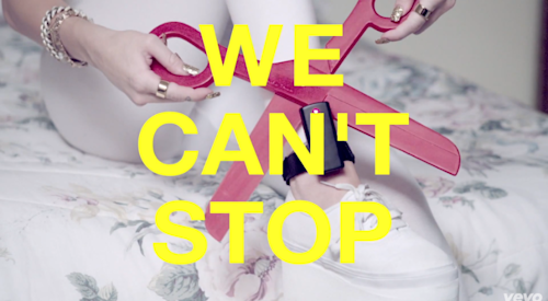 The 11 Most Shocking Moments in Miley Cyrus' 'We Can't Stop' Video