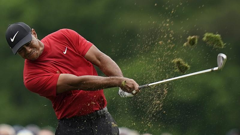 Tiger Woods is gunning for a fifth Masters green jacket and a 15th major title at Augusta National