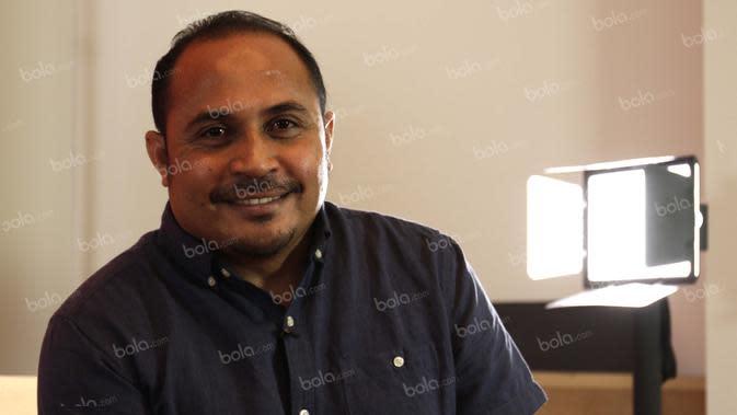 Imran Nahumarury. (Bola.com/Arief Bagus)