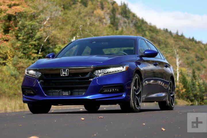 best sedans 2018 honda accord