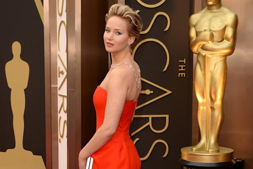 Jennifer Lawrence Named Sexiest Woman in the World by FHM Magazine