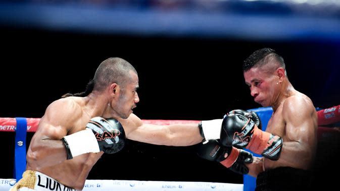 Nonton Boxing Championship, Menpora: Semoga Tinju Indonesia Bangkit