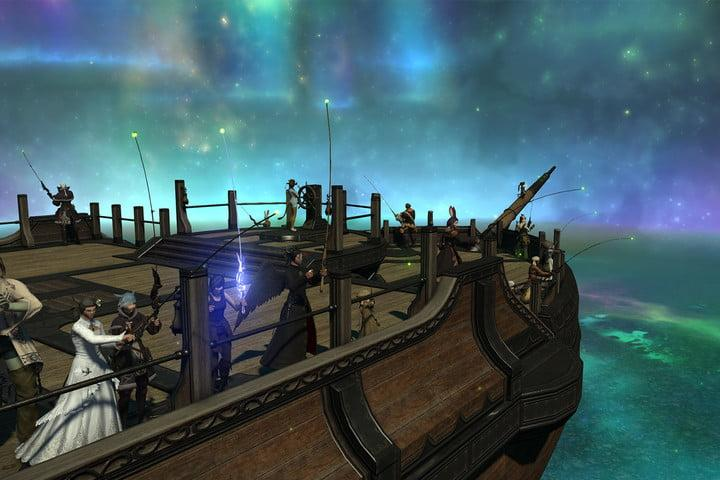 FFXIV Ocean Fishing guide spectral currents