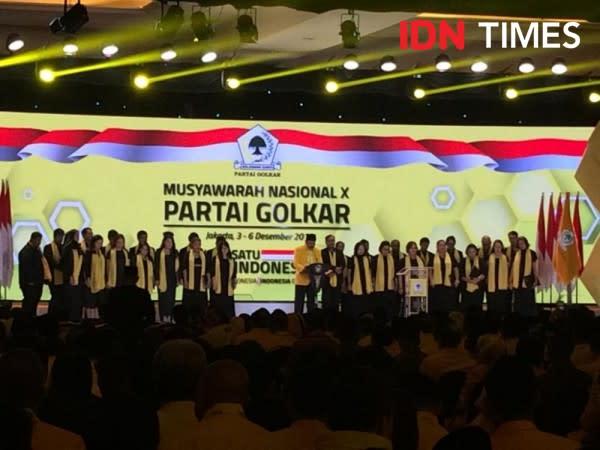 Sepertiga DPD Minta Airlangga Hartarto Pimpin Kembali Partai Golkar
