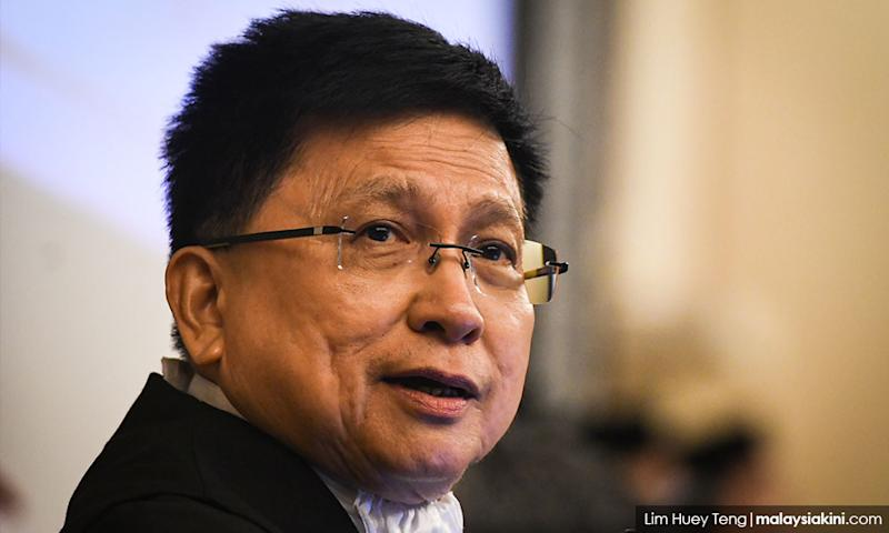 Canvassing votes for Warisan, ex-CJ urges Sabahans to reject old horse