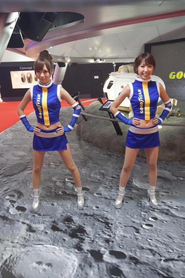 Tokyo Motor Show models