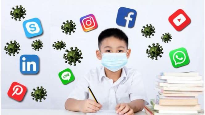 Media Sosial Pendidikan dalam Bencana