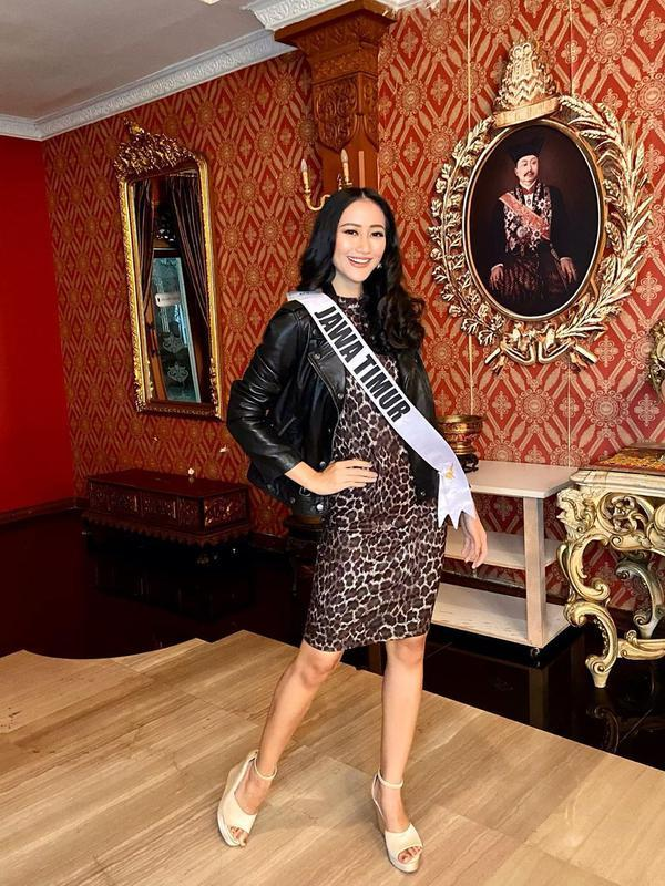 Ayu Maulida, finalis Puteri Indonesia Jawa Timur.(dok. Instagram @ayumaulida97/https://www.instagram.com/p/B8xTrJNA_db//Adhita Diansyavira)