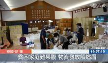 泰國援助貧苦不歇 醫療.物資持續補給