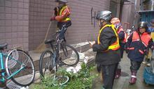 社區竟有垃圾山 清潔隊清理防孳生病菌