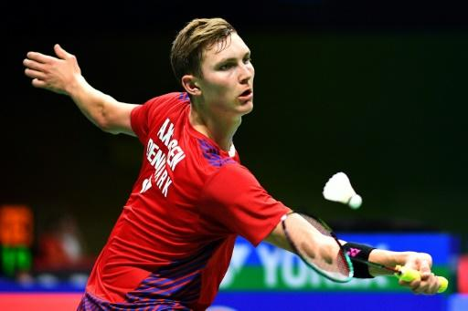 World number one Viktor Axelsen of Denmark has been learning Chinese for the last four years